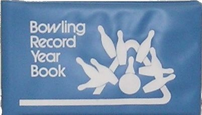 Bowling Record Year Book