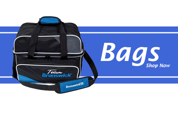 Bags Promo: Links to Tenpin Bowling Bags Category